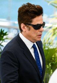 Benicio Del Toro wore Persol at 74° Cannes International Film festival