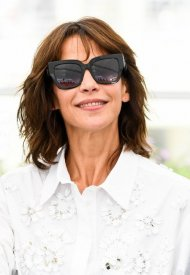 Sophie Marceau wore Valentino at 74° Cannes International Film festival - photo by Alfonso Catalano