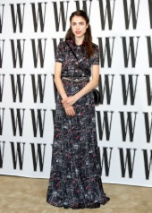 Margaret Qualley wore Chanel - WMag Best Performances Party (PHOTO BY Marc Patrick/BFA.com)