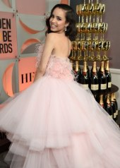 Sofia Carson In Giambattista Valli Couture