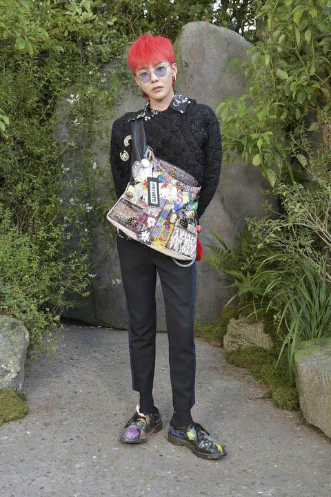 Italiano Special Guest Presenti Alla Sfilata Chanel 2018