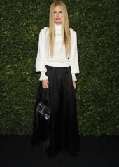Laura Bailey - Chanel and Charles Finch pre BAFTA Party