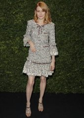 Emily Beecham - Chanel and Charles Finch pre BAFTA Party