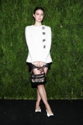 Julia Goldani Telles wearing Chanel (photo by Matteo Prandoni/BFA.com)