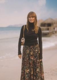 Caroline de Maigret Chanel Spring Summer 2019 Ready to Wear Collection (© 2018 CHANEL - LEGAL STATEMENT)