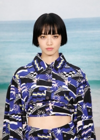 Nana Komatsu Chanel Spring Summer 2019 Ready to Wear Collection (© 2018 CHANEL - LEGAL STATEMENT)