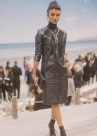 Salvita Decorte Chanel Spring Summer 2019 Ready to Wear Collection (© 2018 CHANEL - LEGAL STATEMENT)