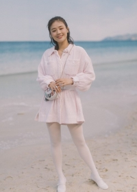 Sandra Ma Chanel Spring Summer 2019 Ready to Wear Collection (© 2018 CHANEL - LEGAL STATEMENT)