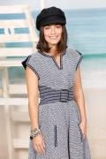 Alessandra Mastronardi Chanel Spring Summer 2019 Ready to Wear Collection (© 2018 CHANEL - LEGAL STATEMEN)