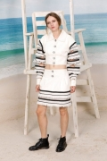 Christa Theret Chanel Spring Summer 2019 Ready to Wear Collection (© 2018 CHANEL - LEGAL STATEMENT)