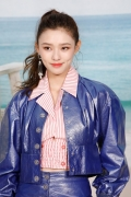 Jelly Lin Chanel Spring Summer 2019 Ready to Wear Collection (© 2018 CHANEL - LEGAL STATEMENT)
