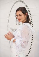 Phoebe Tonkin . Chanel Atmosphere Launch Hamptons (Carl Timpone/BFA.com)