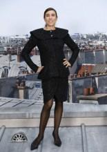 Blanca Li . Chanel : Photocall - Paris Fashion Week - Womenswear Spring Summer 2020