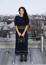 Hafsia Herzi . Chanel : Photocall - Paris Fashion Week - Womenswear Spring Summer 2020