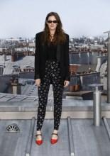 Juliette Dol . Chanel : Photocall - Paris Fashion Week - Womenswear Spring Summer 2020