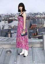 Nana Komatsu . Chanel : Photocall - Paris Fashion Week - Womenswear Spring Summer 2020