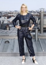 Nina Hoss . Chanel : Photocall - Paris Fashion Week - Womenswear Spring Summer 2020