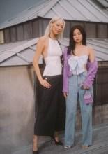 Soo Joo Park  . Chanel : Photocall - Paris Fashion Week - Womenswear Spring Summer 2020