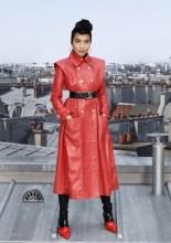 Yuna . Chanel : Photocall - Paris Fashion Week - Womenswear Spring Summer 2020