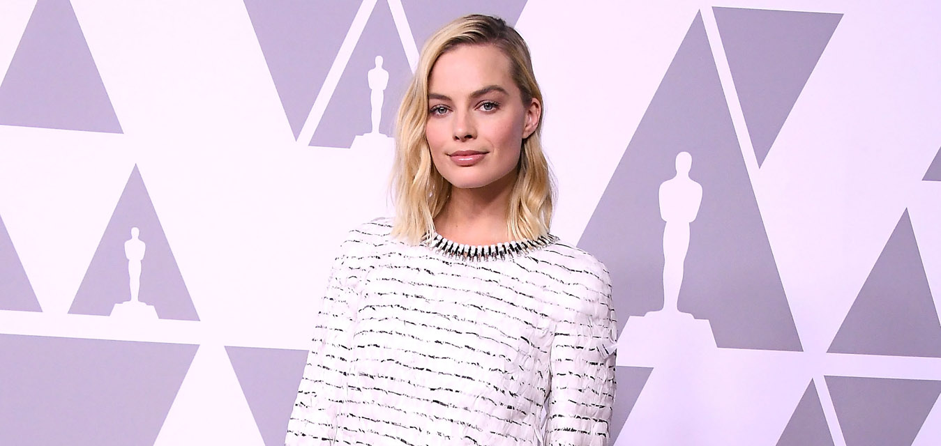 Margot Robbie 90th Annual Academy Awards Nominee Luncheon (ph. by Steve Granitz)