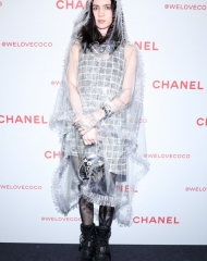 Grimes We Love Coco Event (ph. by Zack Whitford/BFA.com)