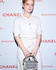 Jane Levy We Love Coco Event (ph. by Zack Whitford/BFA.com)