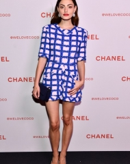 Phoebe Tonkin We Love Coco Event (ph. By Emma McIntyre)