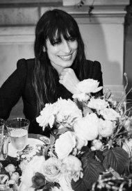 Caroline de Maigret wore Chanel at Chanel Haute Couture Fall Winter 2021/22