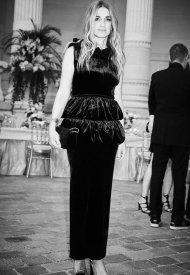 Joana Preiss at Chanel Haute Couture Fall Winter 2021/22
