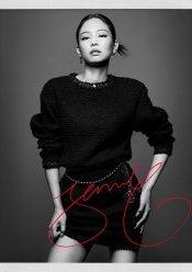 Jennie Kim - photograph by Inez and Vinoodh