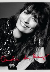 Caroline de Maigret - photograph by Inez and Vinoodh