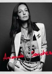 Amanda Sanchez - photograph by Inez and Vinoodh