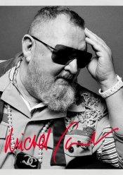 Michel Gaubert - photograph by Inez and Vinoodh