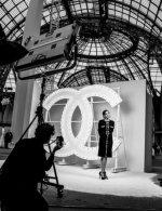 Juliette Dol special guests at Chanel Spring Summer 2021 catwalk