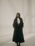 Karidja Toure special guests at Chanel Spring Summer 2021 catwalk