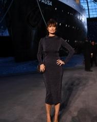 Caroline de Maigret Chanel Cruise 2018 in Paris  . ph by Pascal Le Segretain