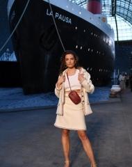Claire Laffut Chanel Cruise 2018 in Paris  . ph by Pascal Le Segretain