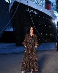 Clotilde Hesme Chanel Cruise 2018 in Paris  . ph by Pascal Le Segretain