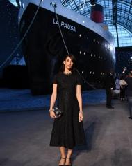 Deniz Gamze Ergüven Chanel Cruise 2018 in Paris  . ph by Pascal Le Segretain
