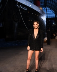 Kristen Stewart Chanel 2018-19 Cruise Collectionin Paris . ph by Pascal Le Segretain