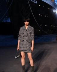 Nana Komatsu Chanel 2018-19 Cruise Collectionin Paris .