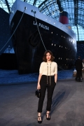 Aloise Sauvage Chanel 2018-19 Cruise Collectionin Paris .