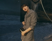 Nana Komatsu Chanel 2018-19 Cruise Collectionin Paris . ph by Pascal Le Segretain
