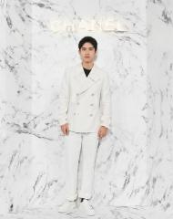 Turbo Liu 刘昊然 Wearing Chanel of Cruise 2017-18 show in Chengdu