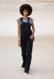 Blesnya Minher . Chanel Cruise 2021/22 collection