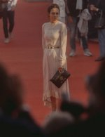 Anne Berest wore Chanel at Closing ceremony 46th Deauville American film festival