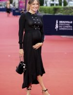 Ana Girardot  wore Chanel at  ceremony 46th Deauville American film festival