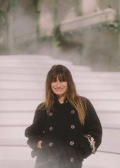 Caroline de Maigret special guests at Chanel Fashion Show FW2021