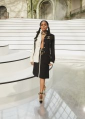 Janelle Monae special guests at Chanel Fashion Show FW2021