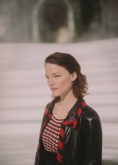 Valerie Pachner special guests at Chanel Fashion Show FW2021